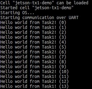 Nvidia Jetson TX1 and TX2 - ERIKA WIKI